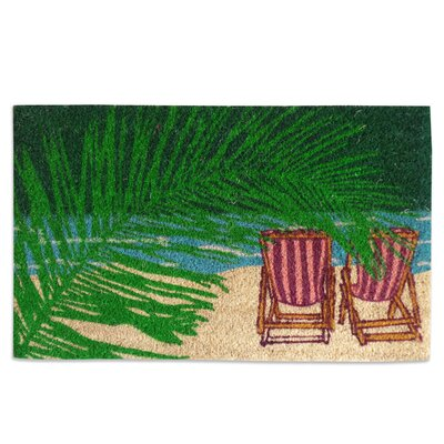 Coir Beach Doormat