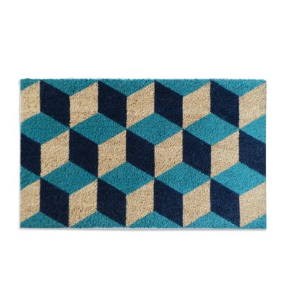 Blocks Doormat