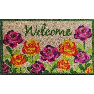 Roses Doormat