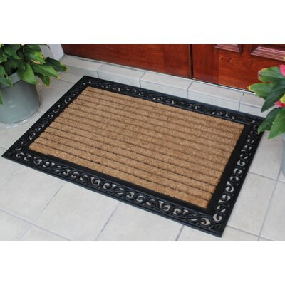 Molded Double Doormat