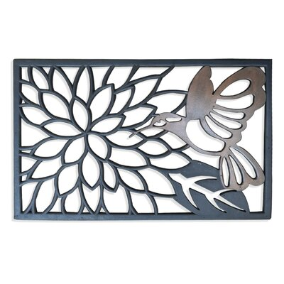 Eleanora Hummingbird Doormat