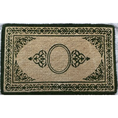 Filigree Border Decorative Doormat