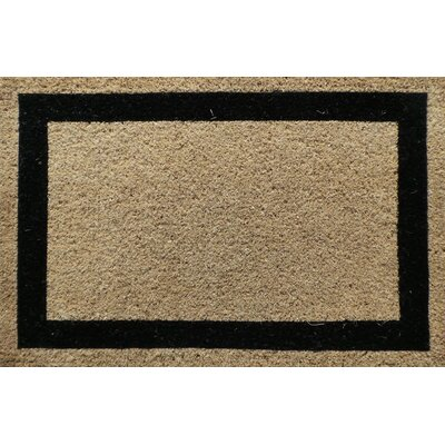 Classic Border Doormat