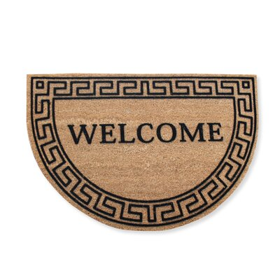 First Impression Grecian Entry Doormat