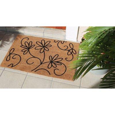 First Impression Jasmine Coco Entry Doormat