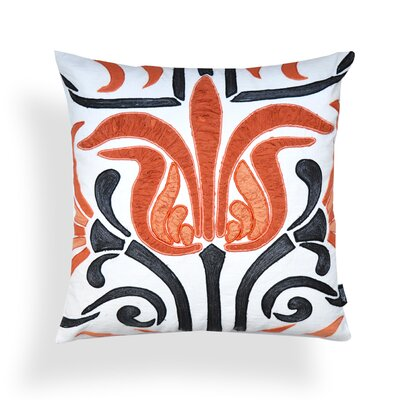 Lydia Cotton Throw Pillow