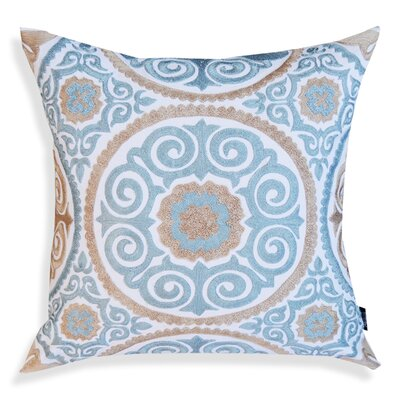 Lexi Cotton Throw Pillow