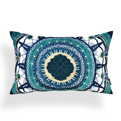 Mollie Cotton Throw Pillow