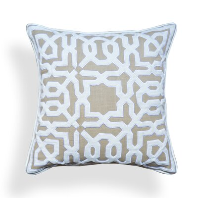 Gilda Cotton Throw Pillow