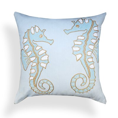 Abbie Cotton Throw Pillow