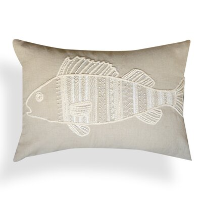 Isobel Cotton Throw Pillow