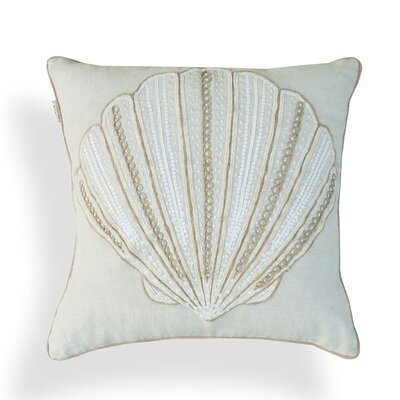 Hollie Linen Throw Pillow