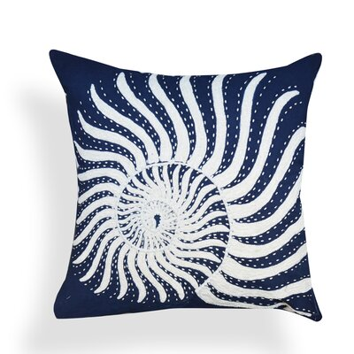 Ava Cotton Throw Pillow