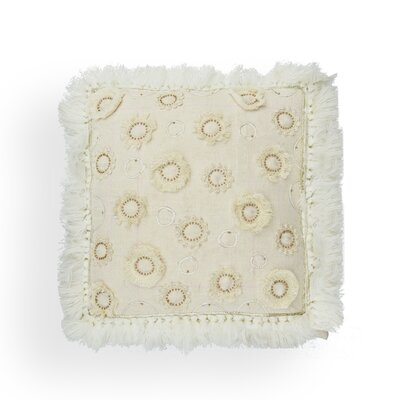 Sienna Cotton Throw Pillow