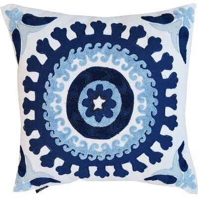 Ella Cotton Throw Pillow