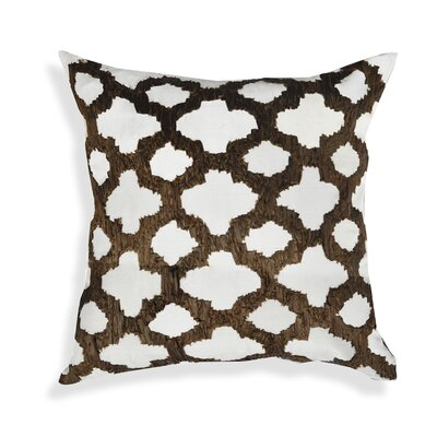 Ogee Geometric Throw Pillow