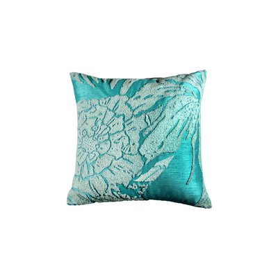 Joanne Floral Throw Pillow