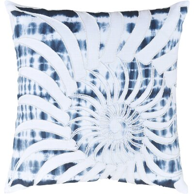 Melvina Shell Cotton Throw Pillow