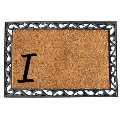 First Impression Doormat Letter: I