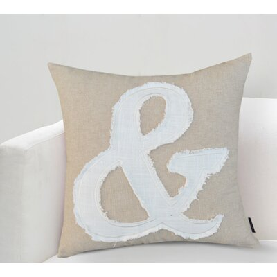 Alma & Cotton Throw Pillow