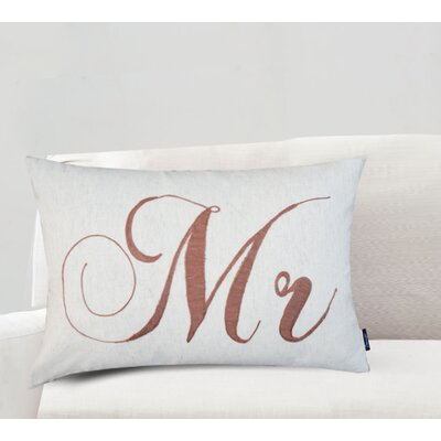 Alanna Mr Cotton Lumbar Pillow