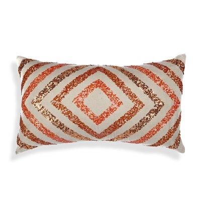 Ombre Cotton Lumbar Pillow