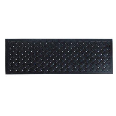First Impression Ezekiel Indoor/Outdoor Rubber Doormat