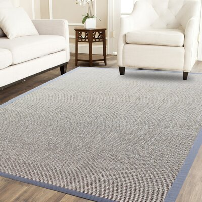 Natural Area Rug Rug Size: 4' x 6'