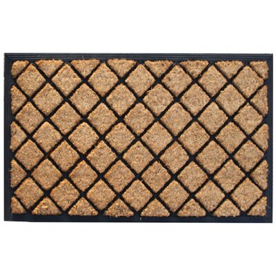 Alvina Striped Doormat