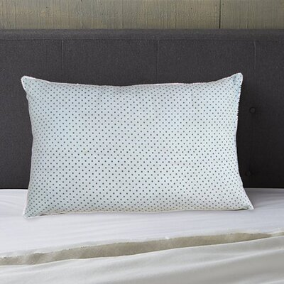 Fine Cotton Comfortable Polka Dot Decorative Sham