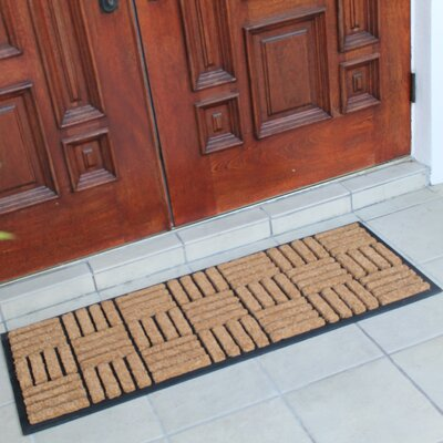 First Impression Kolby Molded Doormat