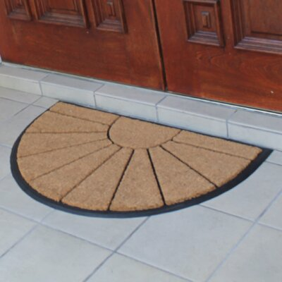 First Impression Braxton Molded Doormat