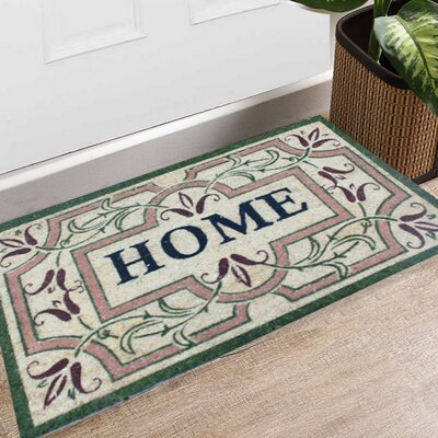 First Impression Engineered Anti Shred Treated Dalton Home Doormat