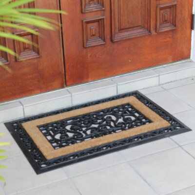 First Impression Sterling Molded Doormat