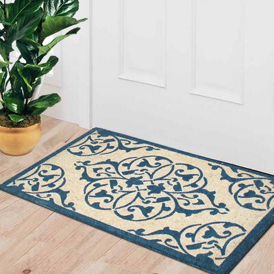 First Impression Engineered Anti Shred Treated Moricio Entry Doormat