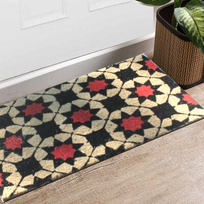 First Impression Engineered Anti Shred Treated Payton Welcome Doormat
