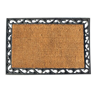 First Impression Tray Doormat