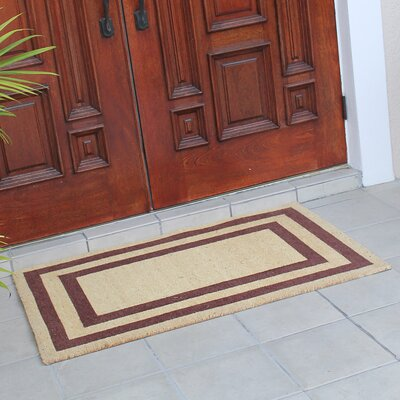 First Impression Classic Terrance Doormat