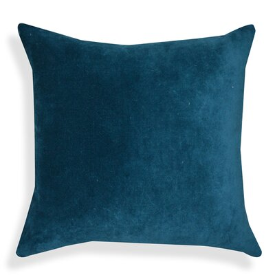 Genevieve Velvet Throw Pillow