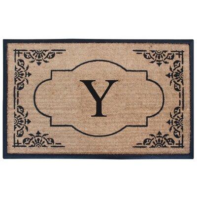 Albertina Doormat Letter: Y