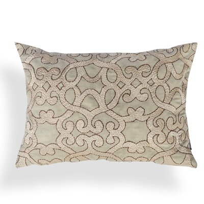 Payzley Light Medallion 100% Cotton Lumbar Pillow