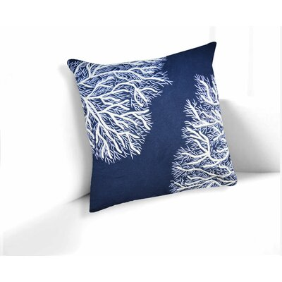 Glenwood Embroidered 100% Cotton Throw Pillow