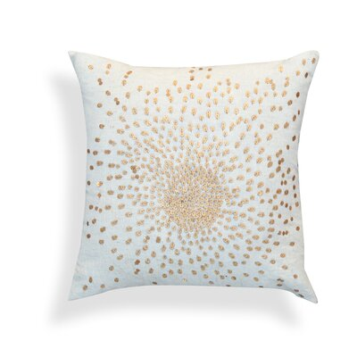 Stephane Galaxy and Stars 100% Cotton Throw Pillow