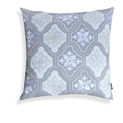 Alexys Applique Cotton Throw Pillow