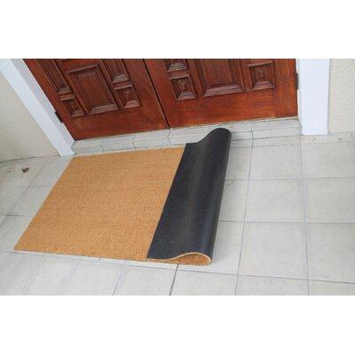 Osmonde Doormat Mat Size: 3 x 4