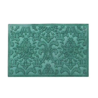 Albertina Eco-Poly Indoor/Outdoor Doormat Color: Green