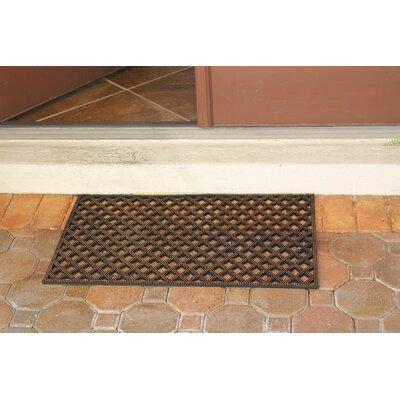 Albertina Diamonds 100% Rubber Doormat