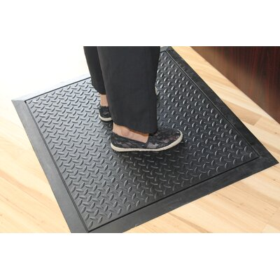 Anti-Fatigue 100% Rubber Doormat