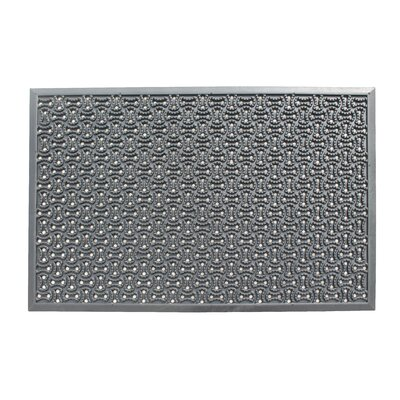 Multi Utility Natural Rubber Commercial/Residential Scraper Doormat