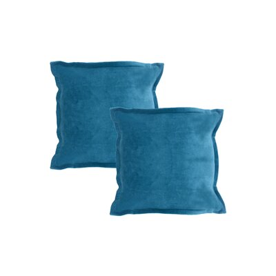 Knauer Hand-Crafted Designer Throw Pi Color: Sea Blue